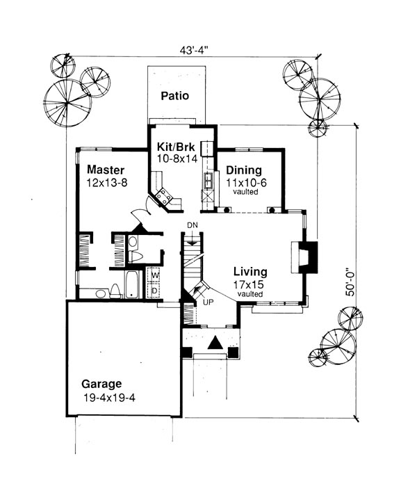 the shea 6181 3 bedrooms and 2 baths the house designers