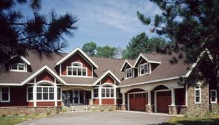 image of The Gull Lake House Plan