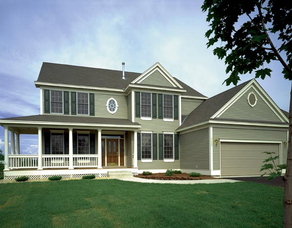 The jonathan 6190 4 bedrooms and 2 baths the house 4 bedroom house floor plans with wrap around porch