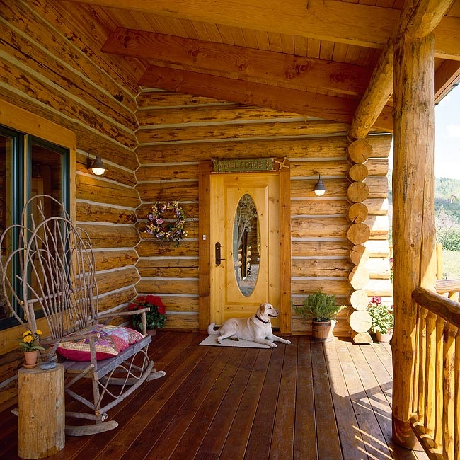 Timber Meadow Log Cabin 9447