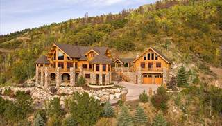 Image Of Ultimate Log Home House Plan