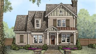 image of Sope Creek House Plan