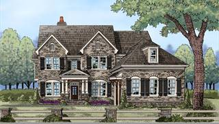 image of Johns Creek House Plan