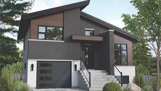 image of The Lexington Ridge House Plan