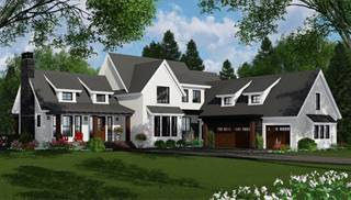Luxury House Plans Home Kitchen Designs With Photos By Thd