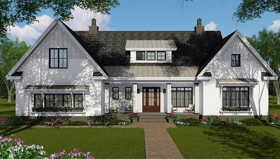 image of Glocester House Plan