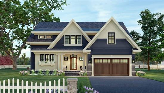 image of Cedar Bluff House Plan