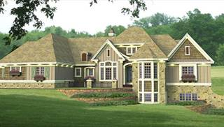 image of COBBS CREEK House Plan
