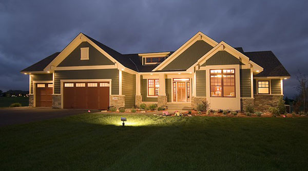 House Plan 9667: Spacious Craftsman