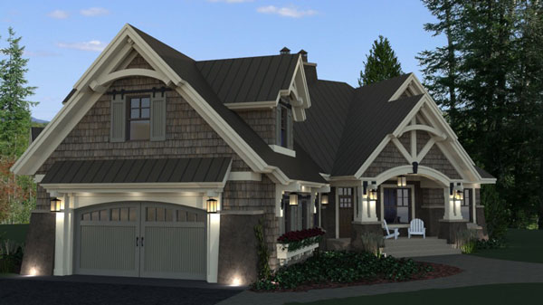 Litchfield 9720 - 3 Bedrooms And 3.5 Baths | The House Designers
