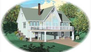 image of Mountain Home House Plan