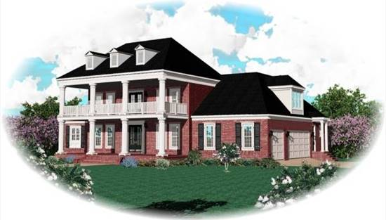 image of Solaine House Plan