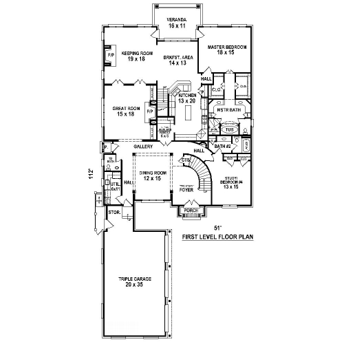 One Story Home Plans With Attached Garage together with Standard Garage Door Sizes besides 653665 4 bedroom  3 bath and an office or playroom additionally 8506 as well Most Homes Were One Story With Clean Simple Lines A Minimum Of Decoration Lots Sleek Carports Indooroutdoor Living Spaces And Open Floor Plans Are Also. on residential house plans 4 bedrooms attached full