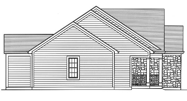 Carlisle Left Elevation