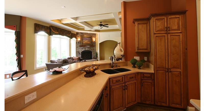 Kitchen/Great Room Photo