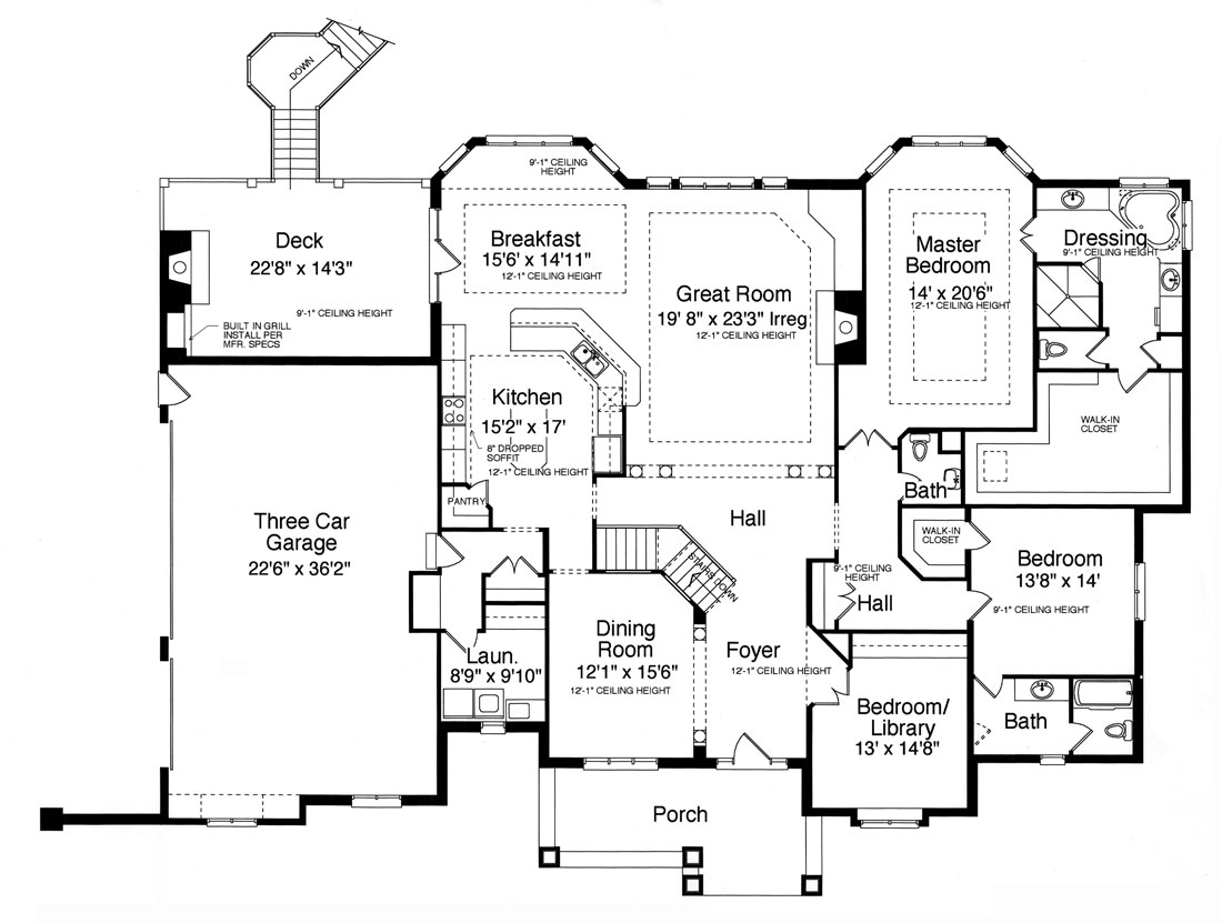 Hunters Glen 9093 3 Bedrooms And 2 Baths The House
