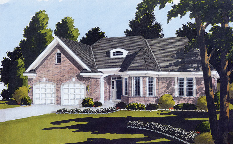 the house designers house plans winsworth ii 9090 3 bedrooms and 3 5 baths the house designers 4242
