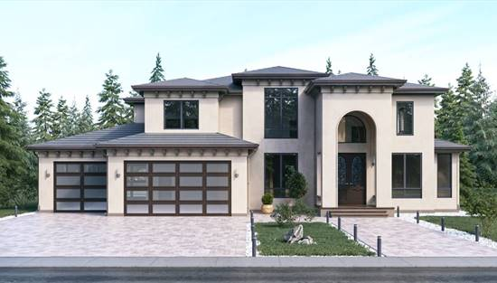 image of Bernik Residence House Plan