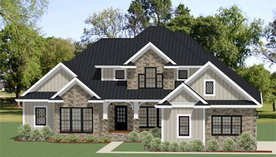 image of Avondale House Plan