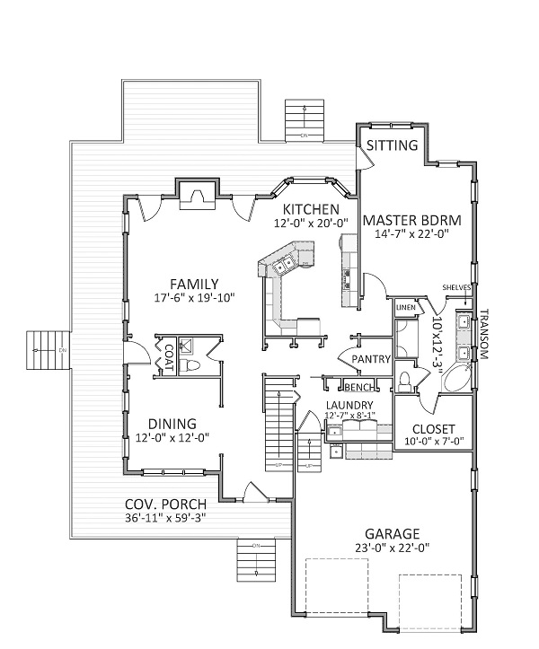 Cardinal pointe 9322 4 bedrooms and 3 baths the house for Cardinal house plans