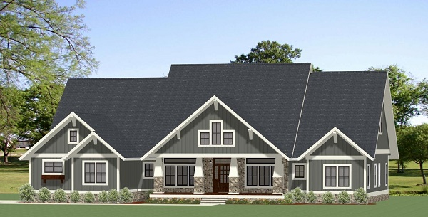 Open Floor Plan Craftsman Style House Plan 4889: Riverbend on craftsman style homes with plantation shutters, craftsman style homes with metal roof, craftsman style homes with basement, craftsman style homes with front porch, craftsman style homes with garage,