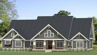 image of Riverbend House Plan