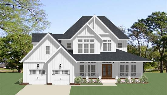 image of Waverly - B House Plan
