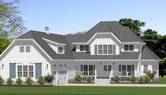image of Wellspring House Plan