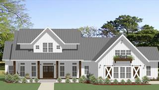 image of Morgan Ridge House Plan