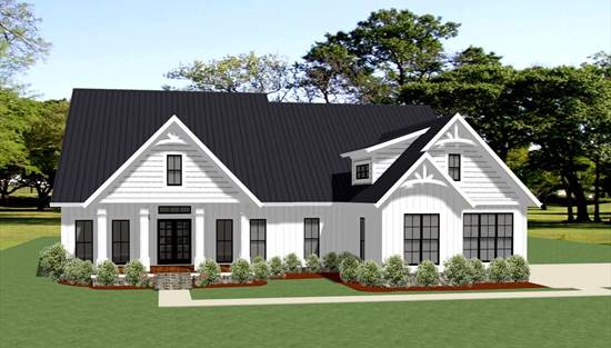 image of Alamance House Plan