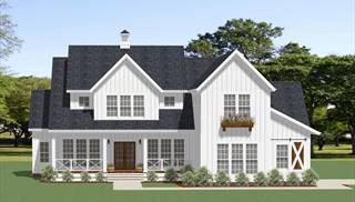 image of OAK GROVE House Plan