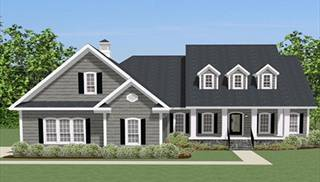 Cape Cod Home Plans, Floor Designs, & Styled House Plans by THD