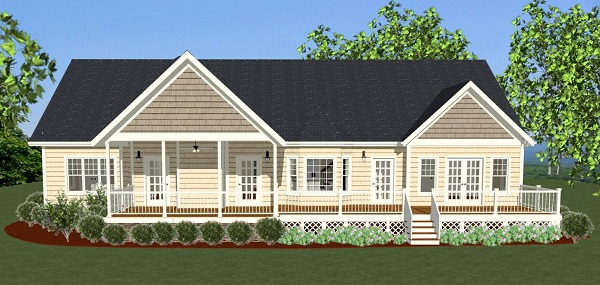 Carolina Cottage 6123 4 Bedrooms And 2 Baths The House
