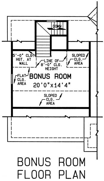 Bonus room floor plans unique house plans for Rambler floor plans with bonus room