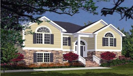 image of Country Style House Plan
