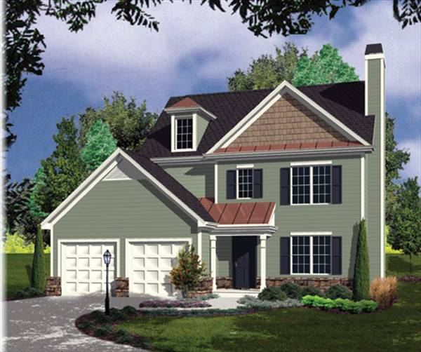 Two Story Home Designs Unique House Plans