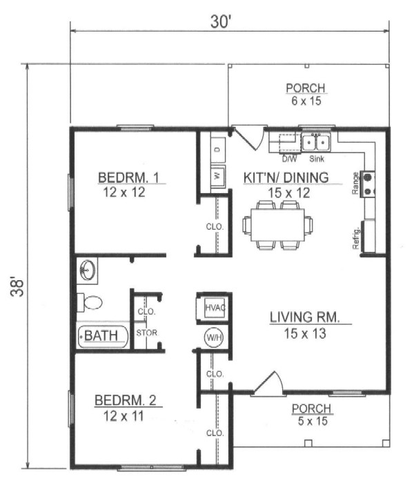 Stick Built Homes Floor Plans Home Design