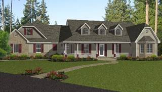 image of Arts & Craft Cottage House Plan