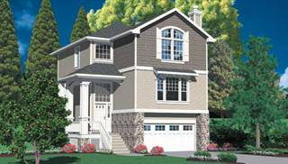 Drive-Under House Plans, Ranch Style Garage Home Design   THD