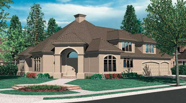 Contemporary House Plans | The House Designers Blog
