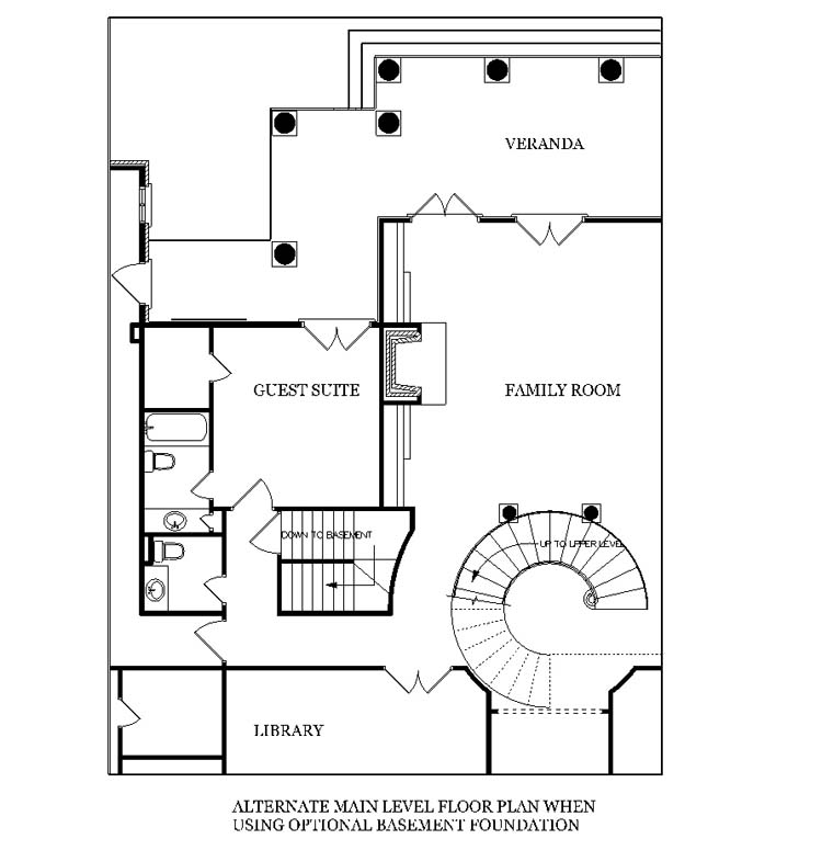 Curved Staircase Elevation. Download D Stairs With Curved ...