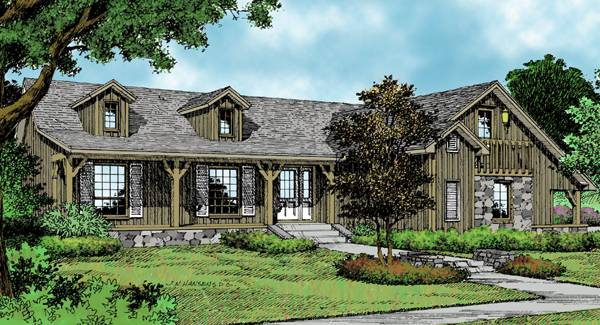Cobb 39 s cottage 3933 3 bedrooms and 2 5 baths the house Cobb house plans