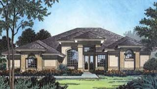 image of St. Martin House Plan