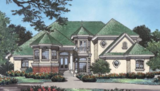 image of Montreal House Plan