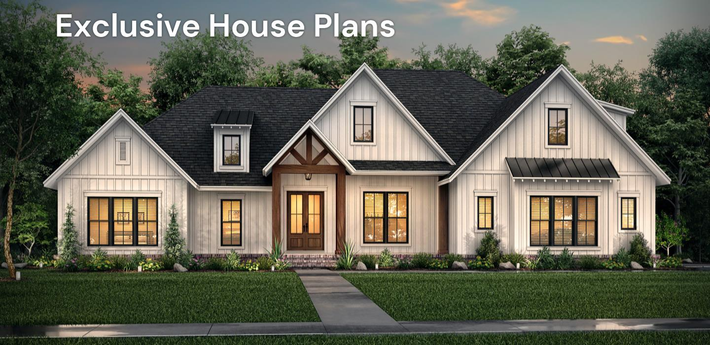 House Plans You'll Love | The House Designers