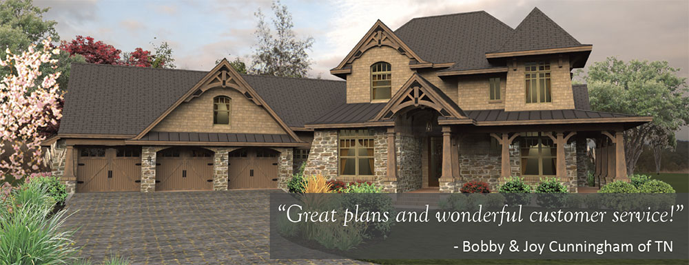 What customers are saying about The House Designers:
