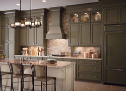 2 - KraftMaid® Kitchen Cabinetry