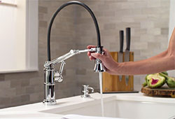 12. Sophisticated Faucets