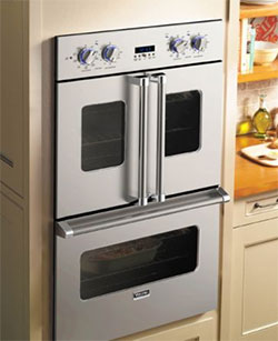 Viking® Double Electric French-Door Oven