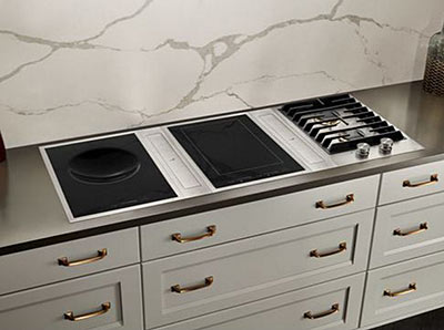 A Build-It-Yourself Custom Cooktop